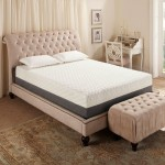 14 inch Altabella queen size memory foam mattress by Novaform Review